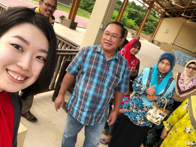 マレーシアの人々