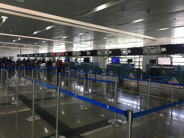 廈門(アモイ)高崎国際空港