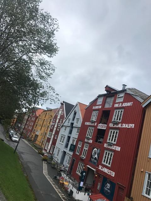バックランデ旧市街