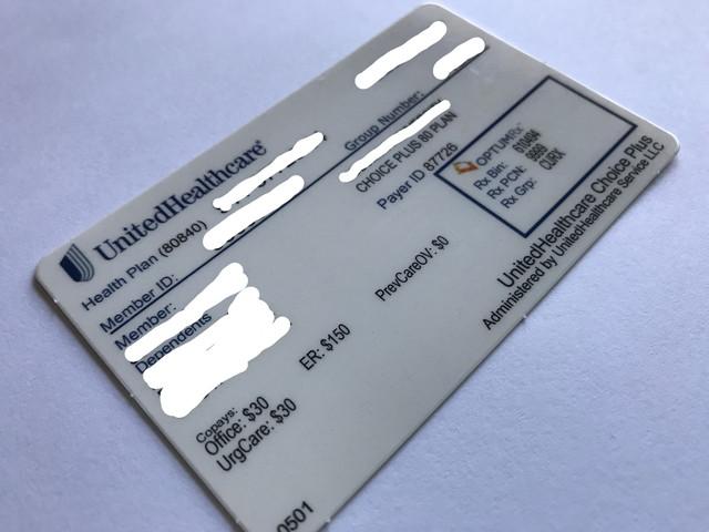 保険カード