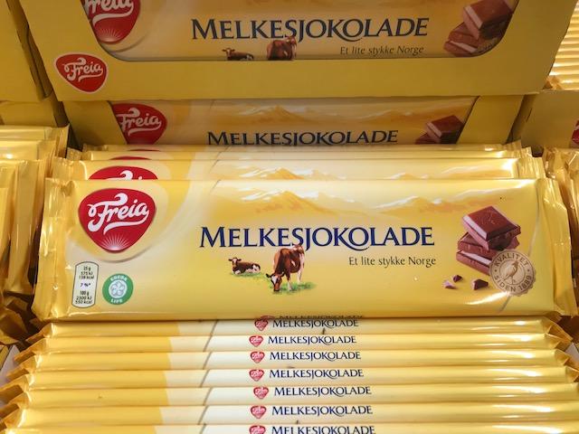 Freiaチョコレート