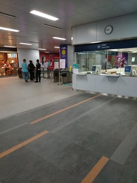 地下鉄MRT