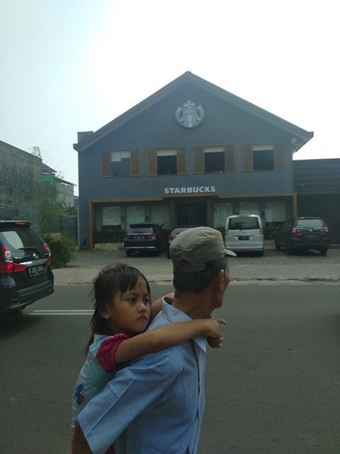 インドネシアのスターバックス
