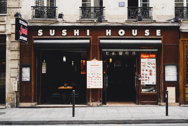 寿司レストラン